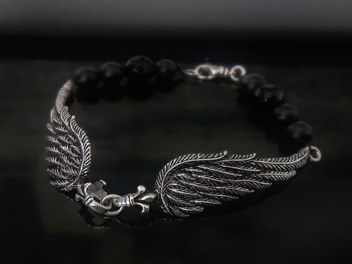 Angel Wings 925 Sterling Silver Bracelet For Women