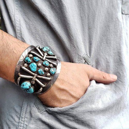 Bracelets For Men Edgy Jewelry